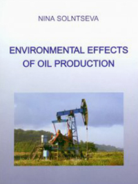 Environmental Effects of Oil Production