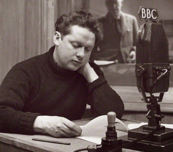 "A lecture by Boris Aronshtein: ""Dylan Thomas: the Consonance of Word, Sound and Image"""