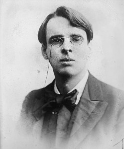 "A lecture by Boris Arosntein: ""William Butler Yeats – Mad Ireland hurt you into poetry""."
