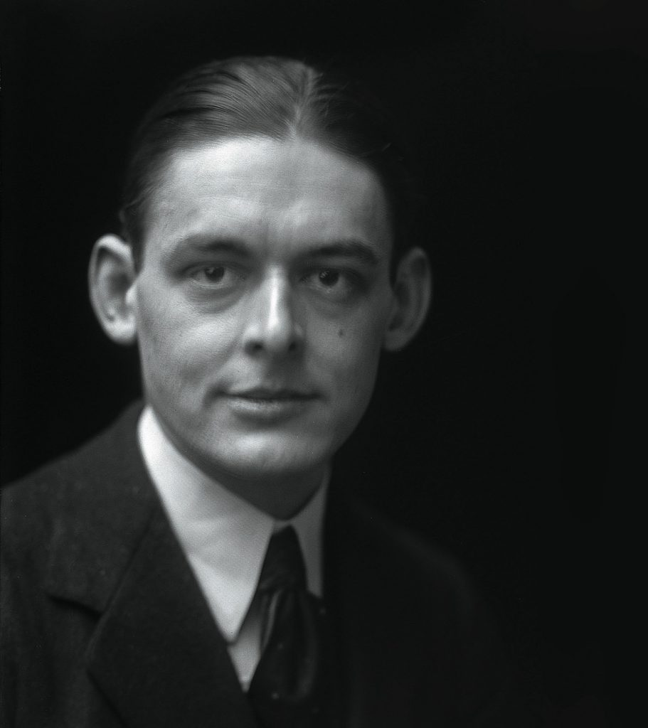 """A lecture by Boris Aronstein: """"Thomas Stearns Eliot: genuine poetry can communicate before it is understood"""""""