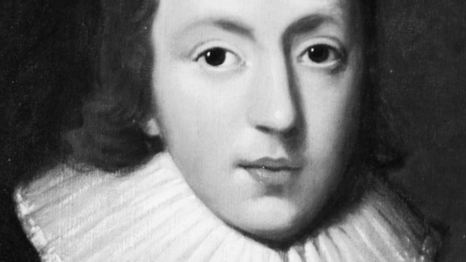 A lecture by Boris Aronstein: John Milton: From Metaphysical Existentialism to Spiritual Freedom
